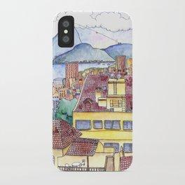 View from Ruins Park, Rio de Janeiro iPhone Case