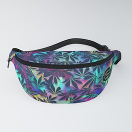 Cannabis is Beautiful Fanny Pack