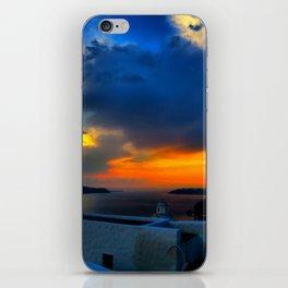 Santorini 28 iPhone Skin