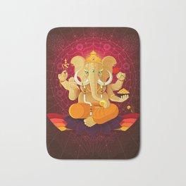 Ganesha | Animal Gods Bath Mat