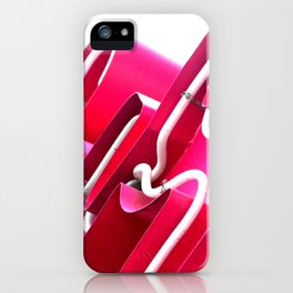 Flamingo One iPhone Case