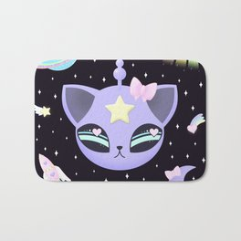 Space Cutie Bath Mat