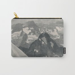Swiss Mountain Panorama Litho Carry-All Pouch