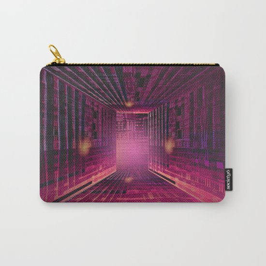 Enjoy the Labyrinth the Exit is an Illusion / 16-01-17 Carry-All Pouch