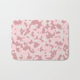 Camouflage Wedding Bath Mat