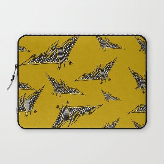 Pterosauria mustard by susycosta