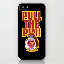 Love Grenade - By THE-LEMON-WATCH iPhone Case