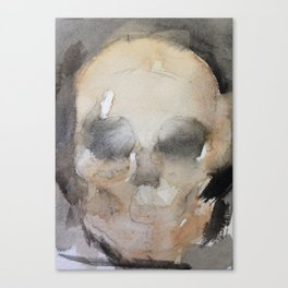 SkullWash Canvas Print