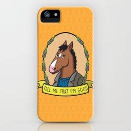 Bojack iPhone Case