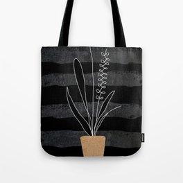 Scandi Plant 2 Tote Bag