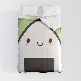 Kawaii Onigiri Rice Ball Comforters