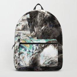 CHARLES BUKOWSKI Backpack