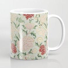 William Morris Cray Floral Pre-Raphaelite Vintage Art Nouveau Pattern Mug