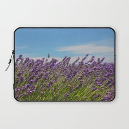 Lavender Field Laptop Sleeve