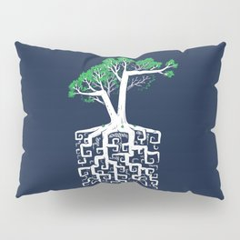 Square Root Pillow Sham