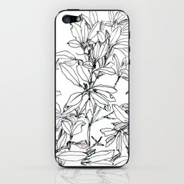 I still hate rhododendrons, though iPhone Skin