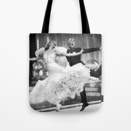 Jason Vorhees as Fred Astaire Tote Bag