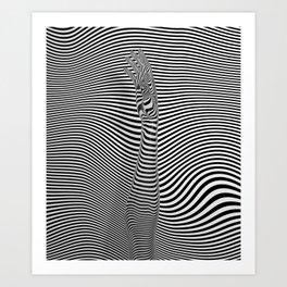 FLECT Art Print