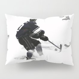 The Deke - Hockey Player Pillow Sham