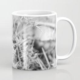 Spiked forest Coffee Mug