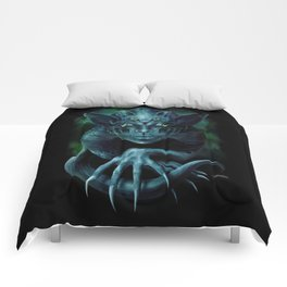 Cat People Comforters