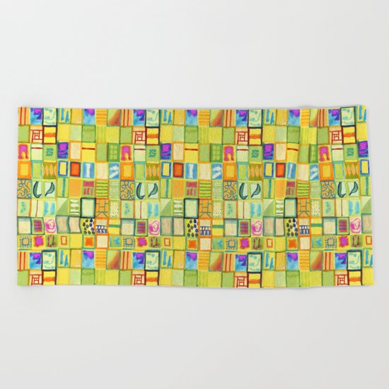 101 Images Beach Towel