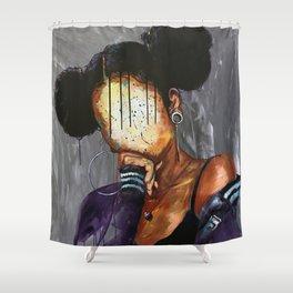 Naturally XXXVI Shower Curtain