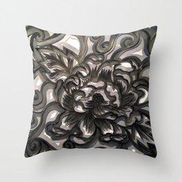 Cutout Throw Pillow