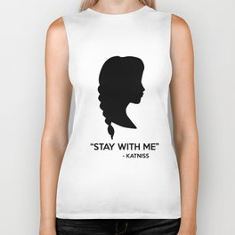 Stay With Me Biker Tank