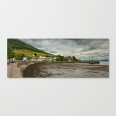 King John's Castle, Carlingford Canvas Print