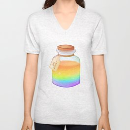 Pure Gay Extract Unisex V-Neck