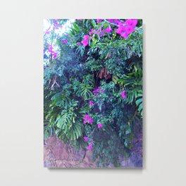 Vertical Silvestria Metal Print