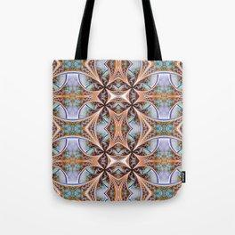 Plaid Insanity Tote Bag