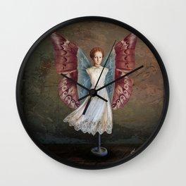 Wonder Of Patience - Selena Wall Clock