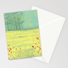 Meadow near Périgueux Stationery Cards