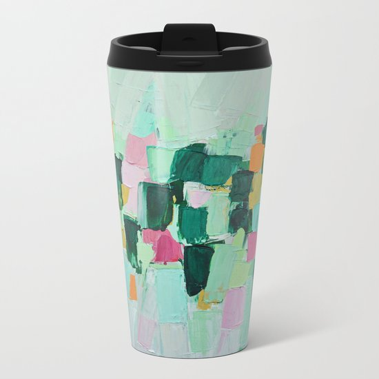 Arietta Metal Travel Mug