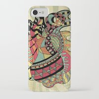 carousel iPhone & iPod Cases featuring Carousel by Tuky Waingan