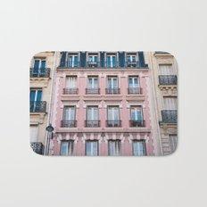 Parisian Buildings Bath Mat