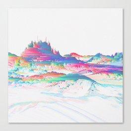 MNŁŃMT Canvas Print