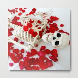 True American Beauty Metal Print