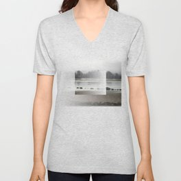 Too early out Unisex V-Neck