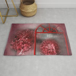 forgotten place Rug
