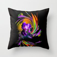 Fertile Imagination Throw Pillow