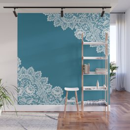 Lace design 2. Wall Mural
