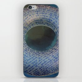 toroide iPhone Skin
