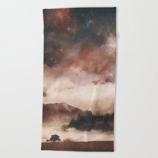 Stellar Beach Towel
