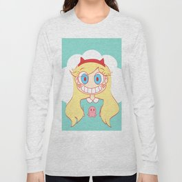 stars vs the forces of evil Long Sleeve T-shirt