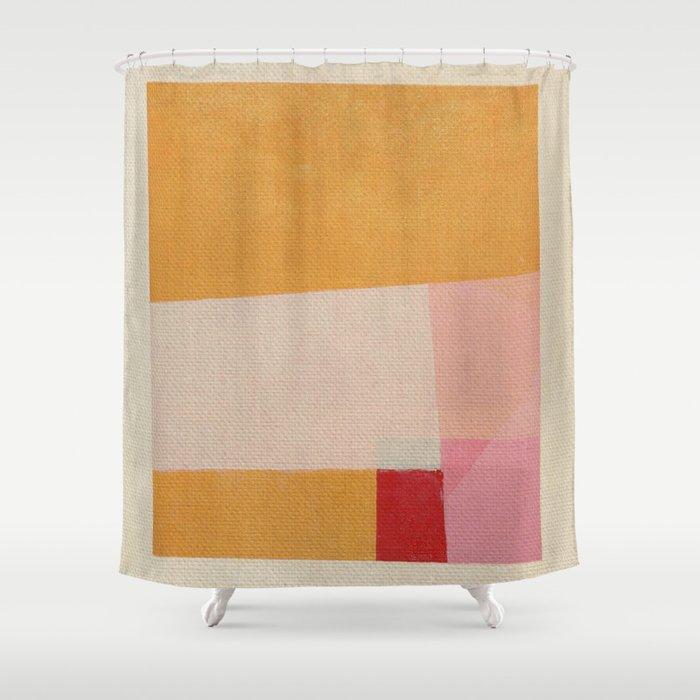 Minimalist Feelings 2 Shower Curtain