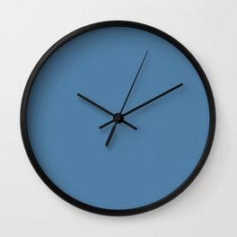 329. Usu-Hanada (Pale-Flower Field) Wall Clock