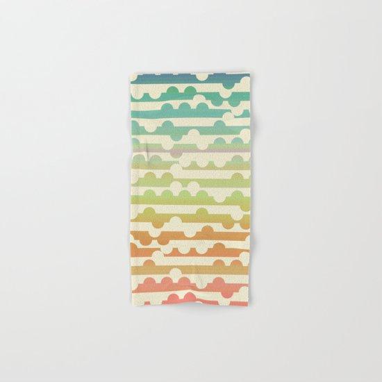 Retrometry VII Hand & Bath Towel